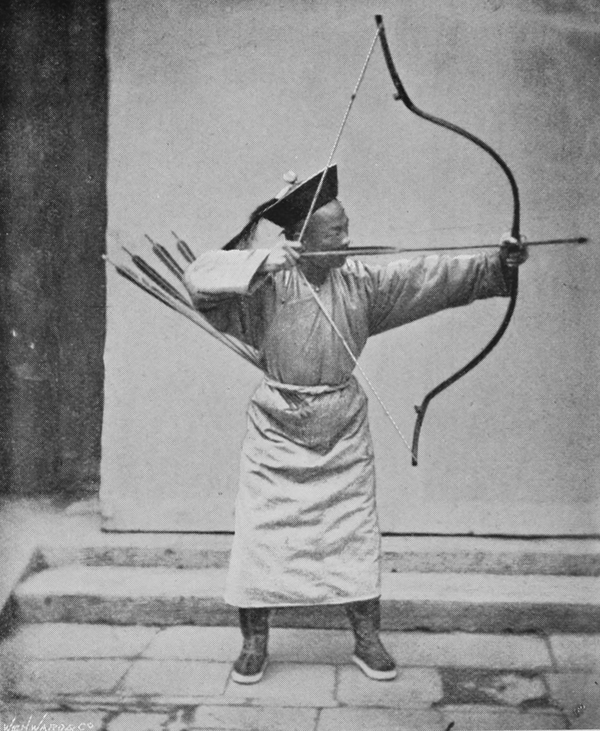 Chinese Archer